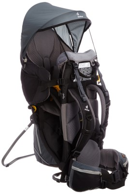 Kindertrage- Deuter Comfort 3_ hinteransicht